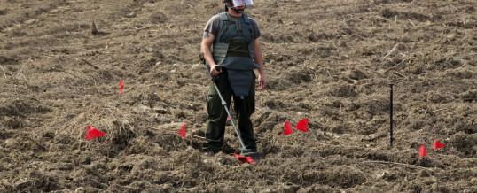 Svečanost predstavljanja  projekta razminiranja poljoprivrednih površina  u Brodsko-posavskoj županiji