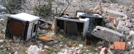 Odluka o uspostavi sustava za zaprimanje obavijesti o nepropisno odbačenom otpadu i evidentiranju lokacija odbačenog otpada