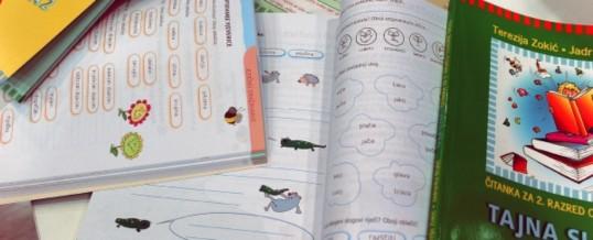 Podjela udžbenika za učenike osnovnih škola s područja Općine Velika Kopanica