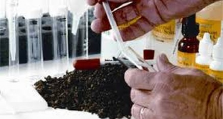 Kontrola plodnosti tla na poljoprivrednim gospodarstvima
