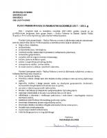 Izvjestaj Anamarija Budimir 2017