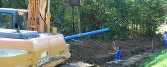 Obavijest o nastavku izvođenja radova na izgradnji magistralnog cjevovoda dionica 4.1. Vrpolje – Velika Kopanica