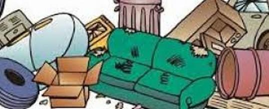 Obavijest – sakupljanje glomaznog (krupnog) otpada
