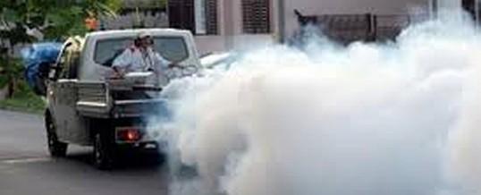 Obavijest – zaprašivanje komaraca