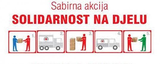 """Solidarnost na djelu 2019.godine – """"NE DVOJI ZA DRUGOG IZDVOJI"""""""