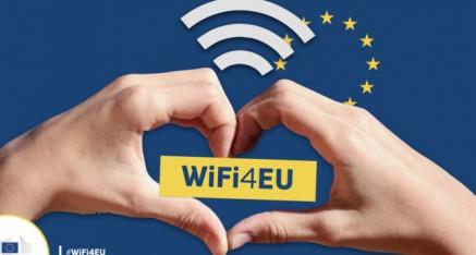 EU projekt WIFI4EU – postavljene besplatne WIFI pristupne točke na području Općine Velika Kopanica